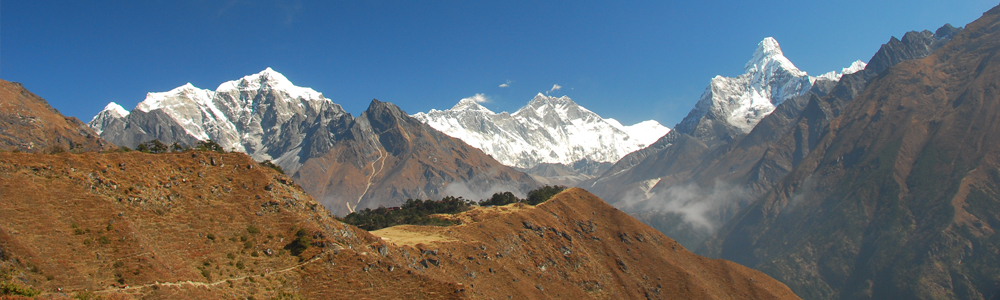 Everest Panorama View Treking