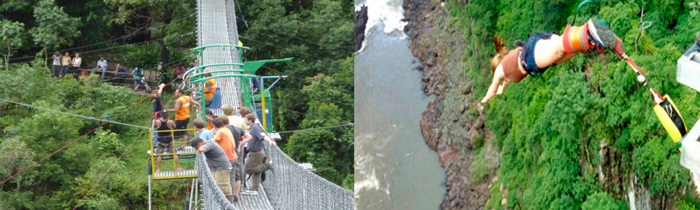 Bungy Jumping in Nepal